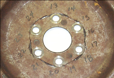 clutch plate small