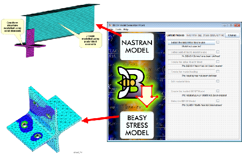 nastran interface small